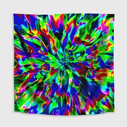 Скатерть для стола Оксид красок цвета 3D — фото 1