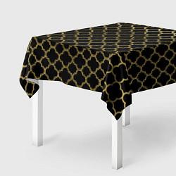 Скатерть для стола Узор цвета 3D — фото 2