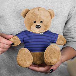 Игрушка-медвежонок Chelsea: Drogba цвета 3D-коричневый — фото 2