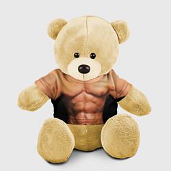 Игрушка-медвежонок Идеальное тело цвета 3D-желтый — фото 1