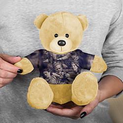 Игрушка-медвежонок Sons Of Anarchy цвета 3D-желтый — фото 2
