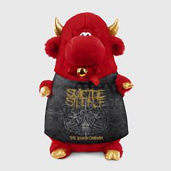 Игрушка-бычок Suicide Silence: The Black Crown цвета 3D-красный — фото 1