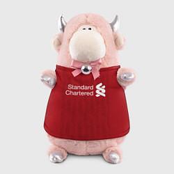 Игрушка-бычок FC Liverpool: Salah Home 18/19 цвета 3D-светло-розовый — фото 1
