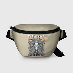 Поясная сумка Pantera: Wild Goat цвета 3D — фото 1
