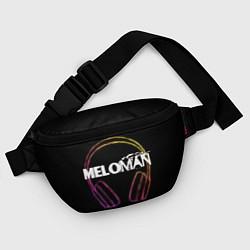 Поясная сумка Meloman цвета 3D — фото 2