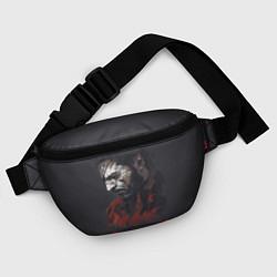 Поясная сумка Metal Gear Solid цвета 3D — фото 2