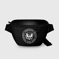 Поясная сумка The Ramones цвета 3D — фото 1