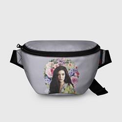Поясная сумка Lorde Floral цвета 3D — фото 1
