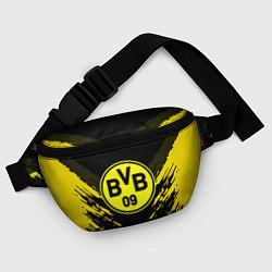 Поясная сумка Borussia FC: Sport Fashion цвета 3D-принт — фото 2