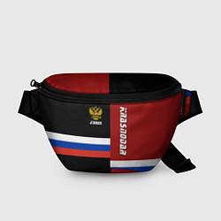 Поясная сумка Krasnodar, Russia цвета 3D-принт — фото 1