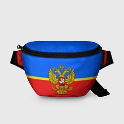 Поясная сумка Екатеринбург: Россия цвета 3D-принт — фото 1