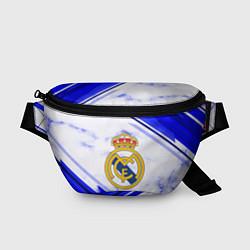 Поясная сумка Real Madrid цвета 3D-принт — фото 1