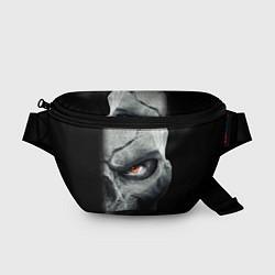 Поясная сумка Darksiders Skull цвета 3D — фото 1