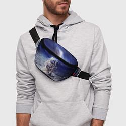 Поясная сумка Starfield: Astronaut цвета 3D-принт — фото 2