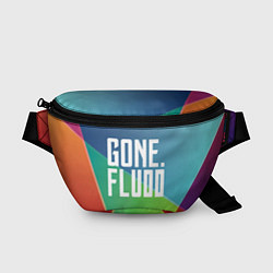 Поясная сумка GONE Fludd цвета 3D — фото 1
