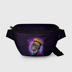 Поясная сумка SAYONARA BOY цвета 3D-принт — фото 1