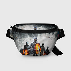 Поясная сумка Battlefield цвета 3D — фото 1