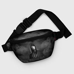 Поясная сумка EMINEM цвета 3D-принт — фото 2