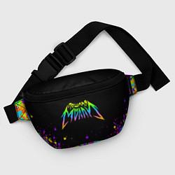 Поясная сумка Пошлая Молли цвета 3D-принт — фото 2