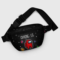Поясная сумка Among us Classic цвета 3D — фото 2