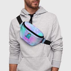 Поясная сумка Among Us цвета 3D — фото 2
