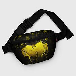 Поясная сумка Wu-Tang Clan: Yellow цвета 3D — фото 2