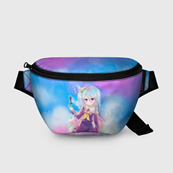 Поясная сумка No Game No Life цвета 3D-принт — фото 1