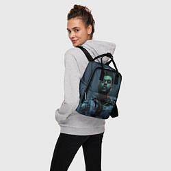 Рюкзак женский The Weeknd цвета 3D-принт — фото 2