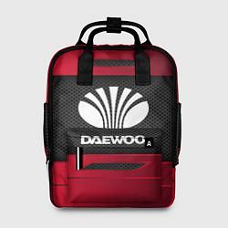 Рюкзак женский Daewoo Sport цвета 3D-принт — фото 1