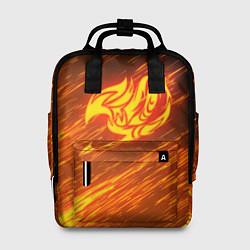 Рюкзак женский NATSU DRAGNEEL цвета 3D — фото 1
