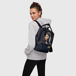 Рюкзак женский Ariana Grande Ариана Гранде цвета 3D — фото 2