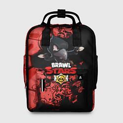 Женский рюкзак BRAWL STARS CROW
