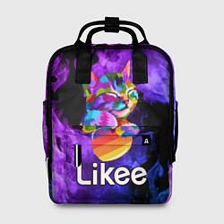 Женский рюкзак Likee LIKE Video
