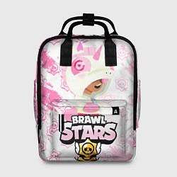 Рюкзак женский Brawl stars Unicorn цвета 3D — фото 1