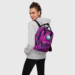 Рюкзак женский Among Us цвета 3D-принт — фото 2