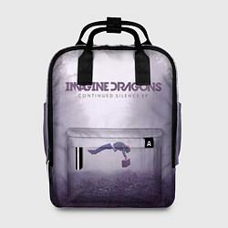 Рюкзак женский Imagine Dragons: Silence цвета 3D-принт — фото 1