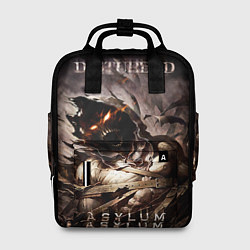 Рюкзак женский Disturbed цвета 3D — фото 1