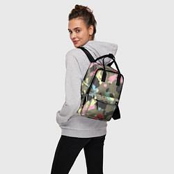 Рюкзак женский Камуфляж: микс цветов цвета 3D — фото 2