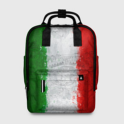Рюкзак женский Italian цвета 3D-принт — фото 1