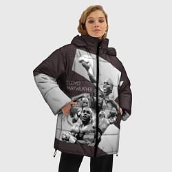 Куртка зимняя женская Floyd Mayweather - фото 2