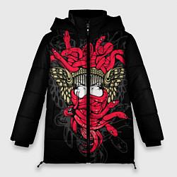 Куртка зимняя женская Горгона Медуза - фото 1