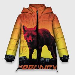 Куртка зимняя женская The Prodigy: Red Fox цвета 3D-черный — фото 1
