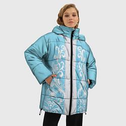 Куртка зимняя женская Снегурочка - фото 2