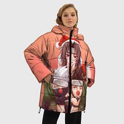 Куртка зимняя женская Аниме - фото 2