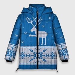 Куртка зимняя женская Олень - класс - фото 1