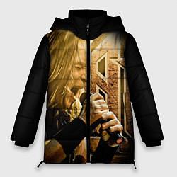 Женская зимняя куртка Кипелов: Ария