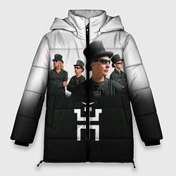 Женская зимняя куртка Пикник