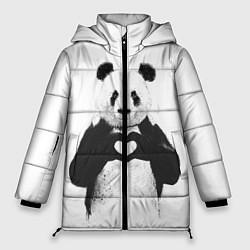 Женская зимняя куртка Panda Love