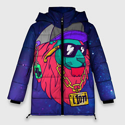 Женская зимняя куртка Лев SWAG