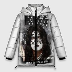 Женская зимняя куртка KISS: Adult spaceman wig